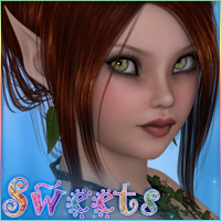 SV7 Sweets Software Characters Seven