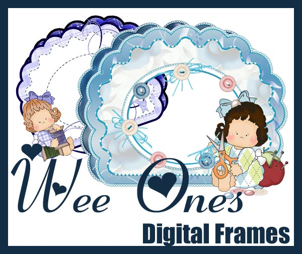 6 Children's Digital Photo Frames
