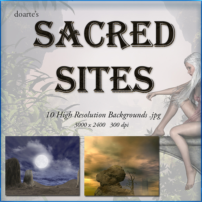 doartes SACRED SITES