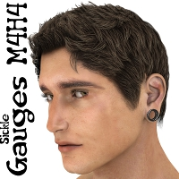 SY Gauges M4 3D Figure Essentials SickleYield