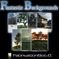 FB6 Fantastic Backgrounds 01 2D FabricationBot-6
