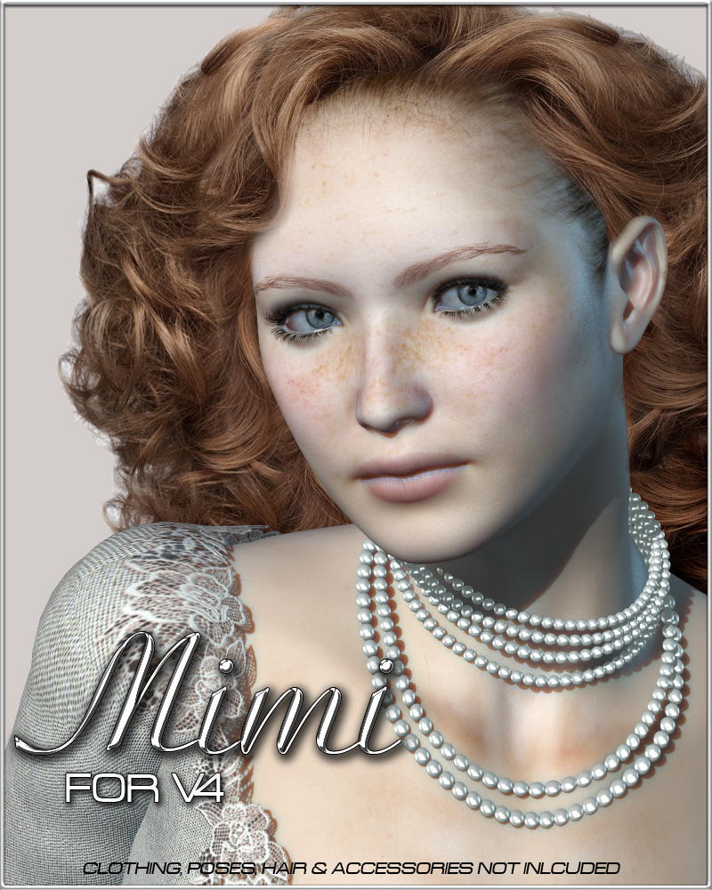 Mimi for V4 by vyktohria