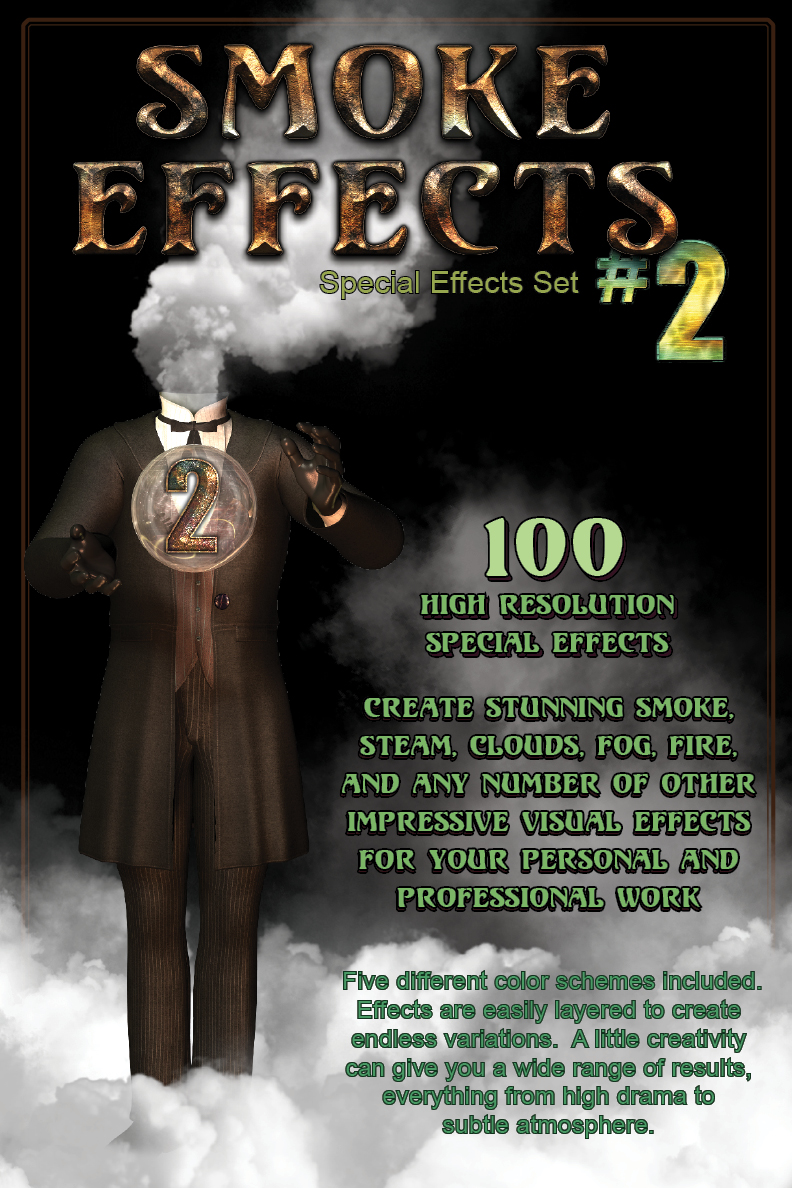 Smoke Effects Set 2
