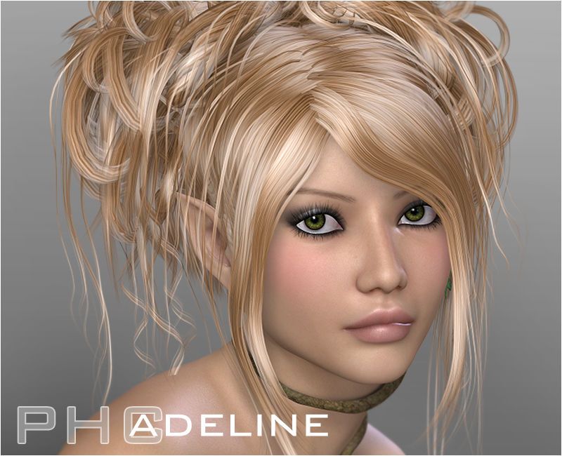 PHC: Adeline Hair