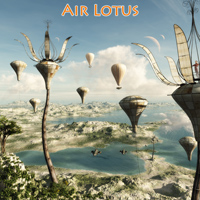 Air Lotus Software Props/Scenes/Architecture Themed 1971s