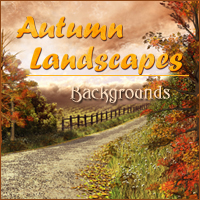 Autumn Landscapes 2D And/Or Merchant Resources Themed -Melkor-