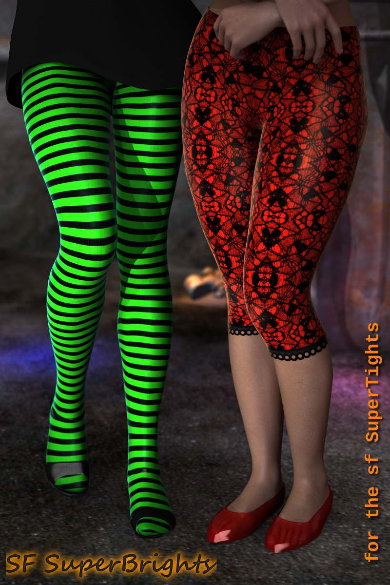 SF Superbrights for the Supertights
