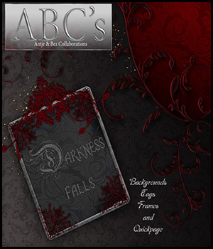 ABC - Darkness Falls 3D Models 2D Graphics antje