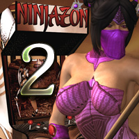 Ninjazon: Chapter 2 Gaming Darkworld