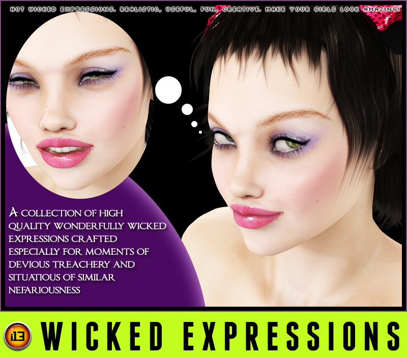 i13 WICKED Expressions