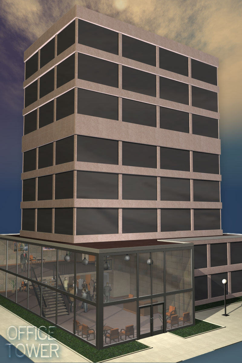 The Office Tower