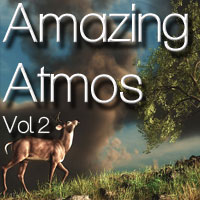 Amazing Atmospheres Vol 2 3D Models martinjfrost