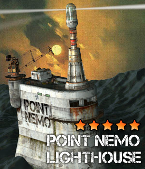 Point Nemo Lighthouse