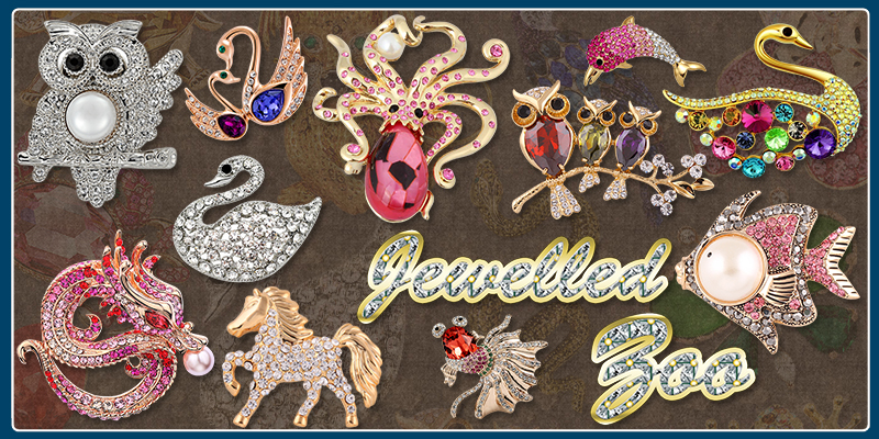 Jewelled Zoo