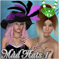 Mad Hats 1 Software Accessories SWAM