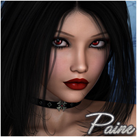 Paine  3D Figure Essentials 3D Models Silver