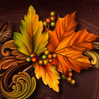 Moonbeams Autumn Elegance 3D Models moonbeam1212