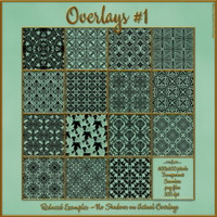 Design Resource: Ornamental Overlays & Styles Pack image 1