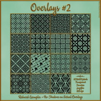 Design Resource: Ornamental Overlays & Styles Pack image 2
