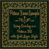 Design Resource: Ornamental Overlays & Styles Pack image 5