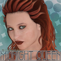 Surreal Midnight Queen  surreality