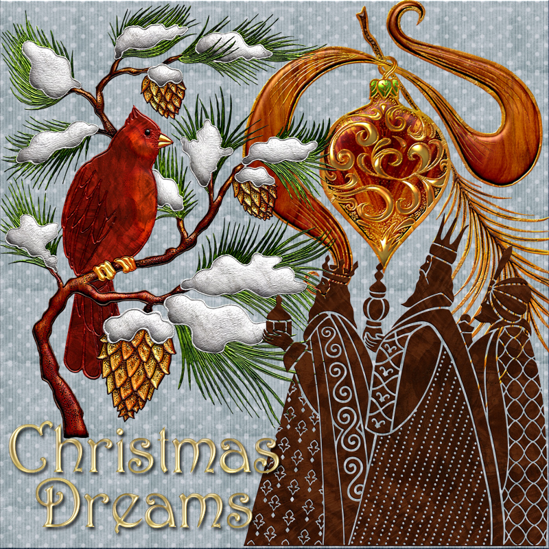 Harvest Moons Christmas Dreams