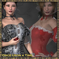 Once Upon a Time 3D Figure Essentials 3D Models sandra_bonello