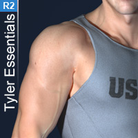 Tyler Essentials 3D Figure Assets Blackhearted