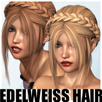 Edelweiss Hair Software Hair Themed outoftouch