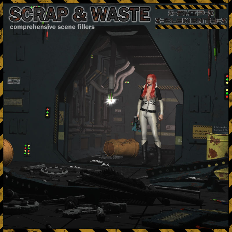 Scrap and Waste