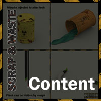 Scrap and Waste image 1