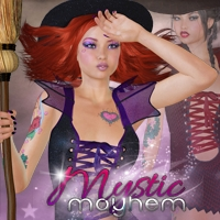 Mystic Mayhem by Lyoness
