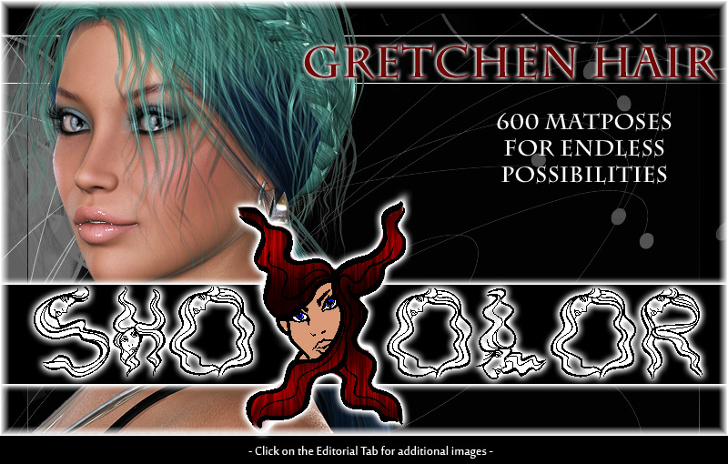 ShoXoloR for Gretchen Hair
