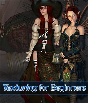 SV Texturing for Beginners Tutorials : Learn 3D Sveva