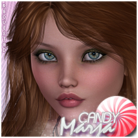 Candy Marja 3D Figure Essentials Sveva