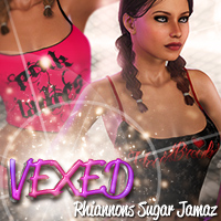 Vexed for Sugar Jamaz 3D Figure Essentials Vex