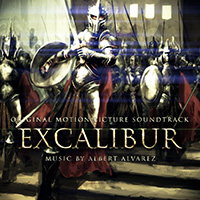 Excalibur Music Pack 3D Models DemianFox