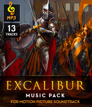 Excalibur Music Pack Music  : Soundtracks : FX DemianFox