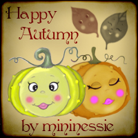 Happy Autumn by mininessie  mininessie