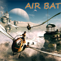 Air Bat 3D Models 1971s