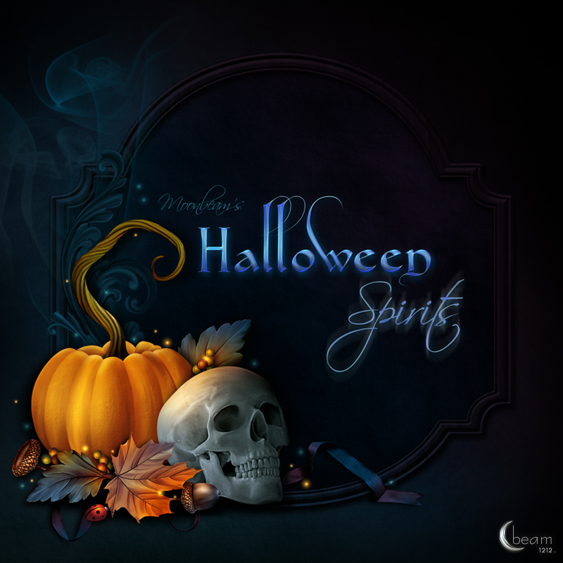 Moonbeam's Halloween Spirits 3D Models moonbeam1212