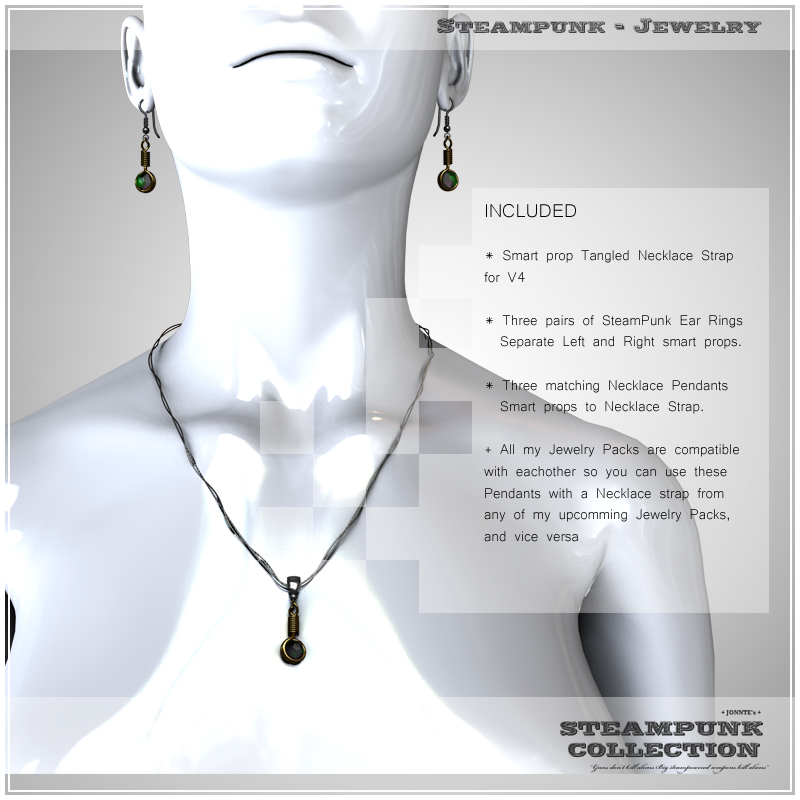 SP - Jewelry Collection 2 for V4