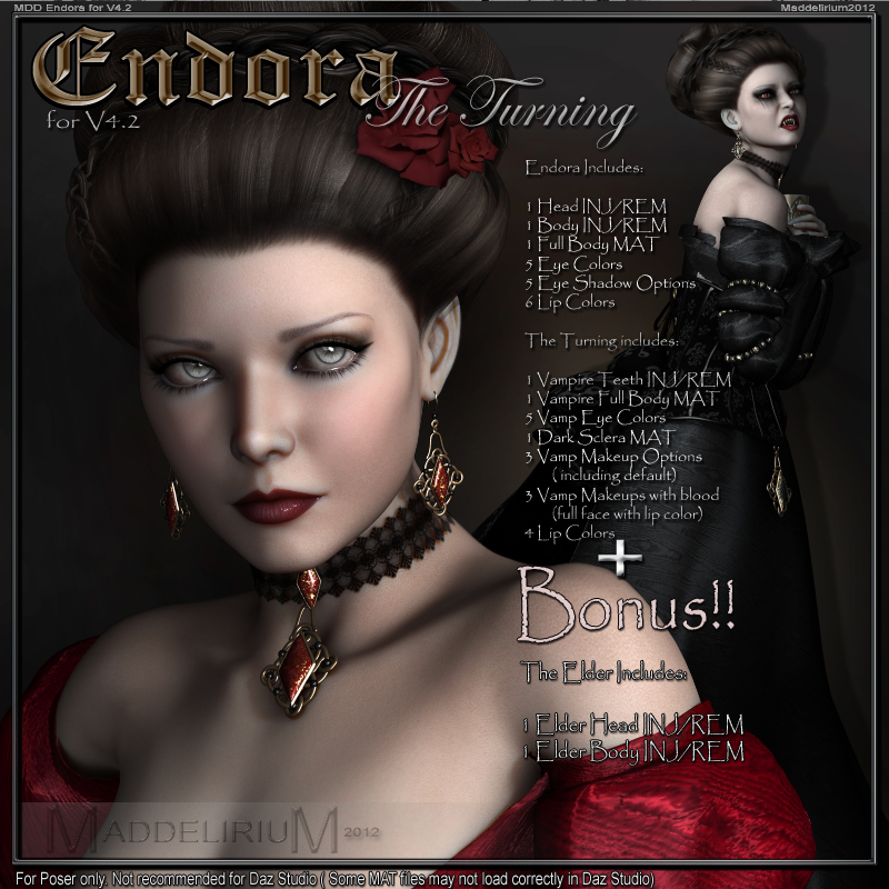 MDD Endora for V4.2