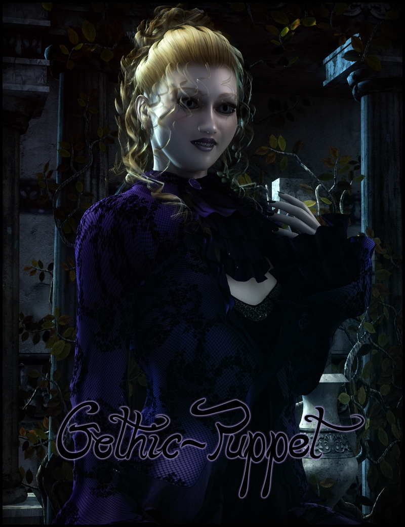 Gothic Puppet for Genesis