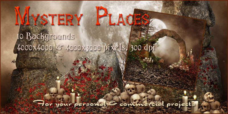 Mystery Places