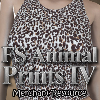 FS Animal Prints IV 3D Models 2D FrozenStar