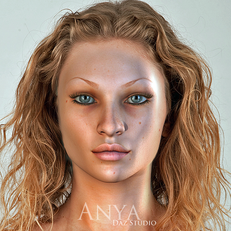 Anya for DAZ Studio by adamthwaites