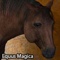 Equus Magica For the Millennium Horse 3D Models solarisonline