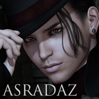 Asradaz for M4 & H4 3D Models 3D Figure Essentials Lajsis