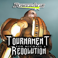 Tournament Revolution for M4 3D Figure Essentials 3D Models powerage